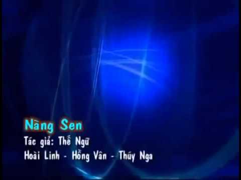 Hài Hoài Linh   Clip Hài Nàng Sen   hai hoai linh 2014 moi n