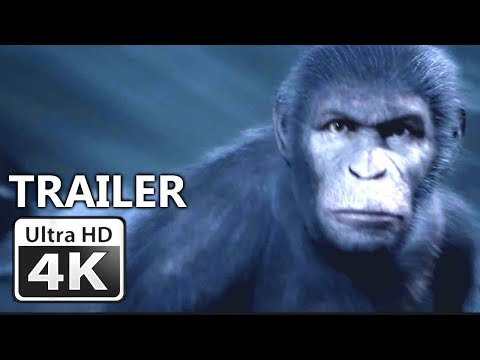 Planet of the Apes : Last Frontier Trailer 4K (PC,PS4 Pro,Xbox One)