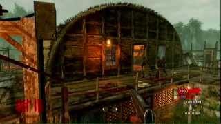 Call of Duty 5 (World at War) Zombie Shi No Numa ZipLine Glitch view on youtube.com tube online.