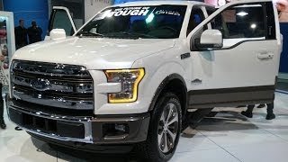 2015 Ford F-150 Highlights