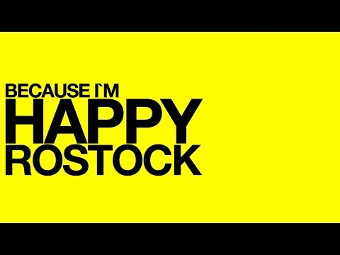 Pharrell Williams - Happy (Rostock)