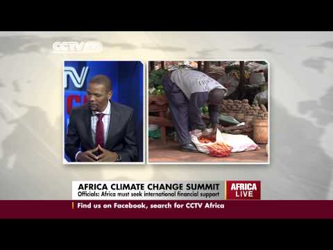 Interview with Dr. Richard Munang, UNEP Africa Regional coordinator on climate change