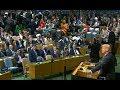 Trump threatens DPRK, Iran & Venezuela in his UNGA speech