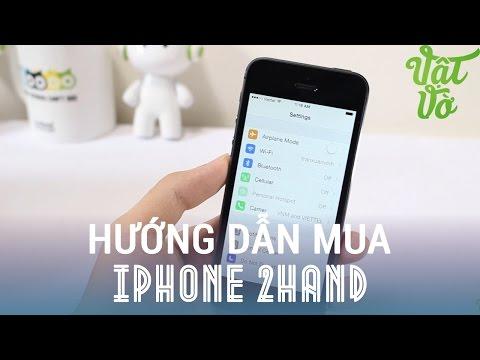 [Review dạo] Hướng dẫn kiểm tra khi mua iPhone cũ (iPhone 4/4s/5/5s/5s/iPhone 6/6 Plus)