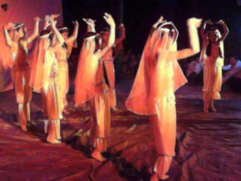 Múa (ALiBaBa) học sinh thcs Bình Đông - Quảng Ngãi