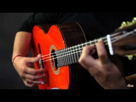 Guitarra Flamenca Francisco Bros Mod.
