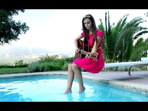 We Are Never Ever Getting Back Together - Taylor Swift (Official Music Cover) by Tiffany Alvord