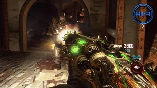 """MOB OF THE DEAD"" ZOMBIES Gameplay - NEW PERK, GUNS & ZOMBIES! - Black Ops 2 UPRISING Map Pack 2"