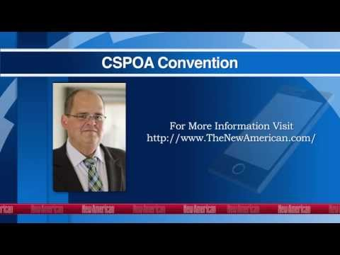 CSPOA Convention Aims to Educate Sheriffs and Police Officers