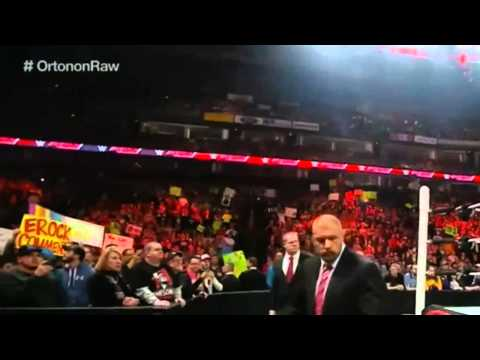WWE 2015 - WWE Raw 2 23 15 Full Show   WWE Raw 23 February 2015 Full Show Pt2