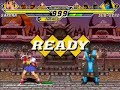 Capcom/SNK Vs Mortal Kombat Match Five