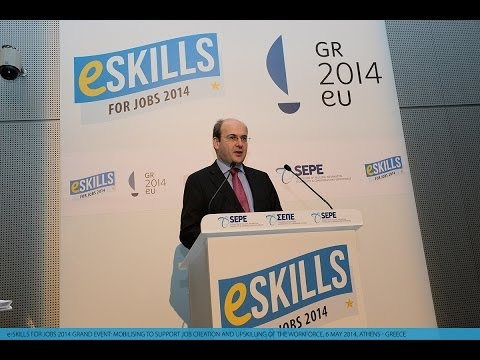 Keynote speech by Kostas HATZIDAKIS, Minister of Development and Competitiveness, Greece