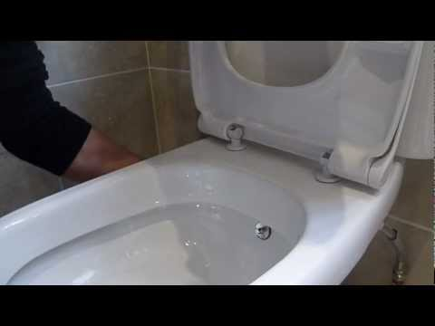 Easyfit bidet pb 100 toilet bidet shattaf attachment installation youtube - Installation d un bidet ...