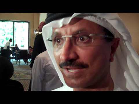 Sultan Ahmed Bin Sulayem DP World Chairman interview on fighting piracy
