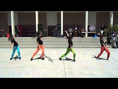 Troy's International Week 2014 Performance - Nikkei Club