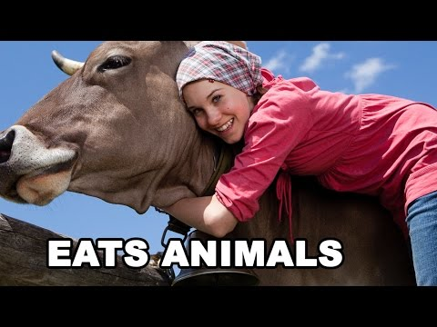 I Love Animals And Eat Meat WTF