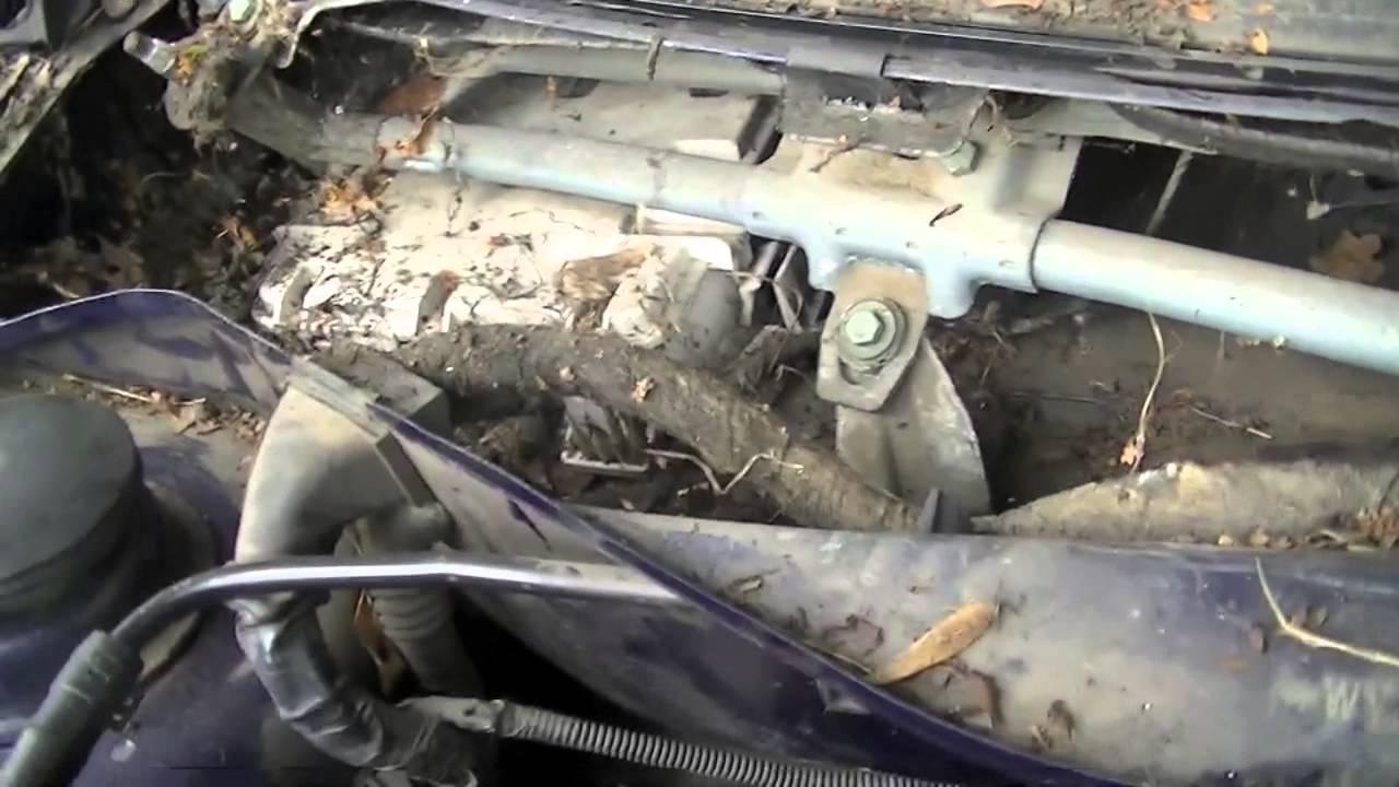 Vw golf jetta windshield wiper motor removal quick and for Vw jetta windshield wiper motor