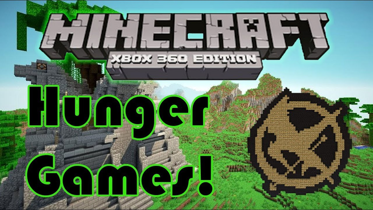 Xbox 360 Hunger Games : Minecraft xbox hunger games with stampylonghead venomous