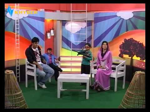 Shazia Khan in Khyber Beats , AVT Khyebr TV Part 7/7