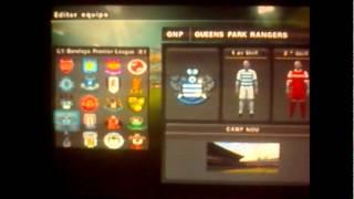 Escudos Y Camisetas Liga Inglesa 2012/2013 (solo Algunas