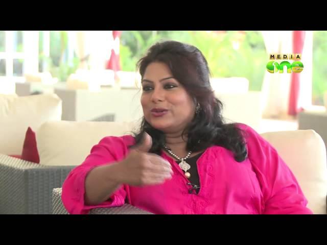 Manam Thurannu, Film Actress Ranjini with dubbing artist Anandavalli | Epi-40