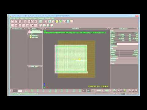 Create a large-scale water simulation in RealFlow (3 of 9)