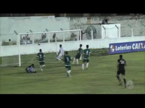 Amadense 1x5 Itabaiana - Hexagonal do Campeonato Sergipano 2017