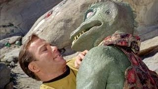 Star Trek TOS: Kirk vs Gorn Fight