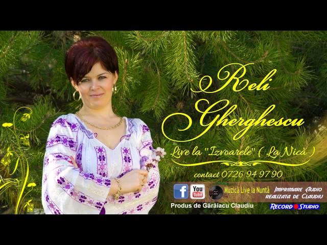 Reli Gherghescu - Hai cu nana, hai la joc LIVE  [Audio: Record Studio]