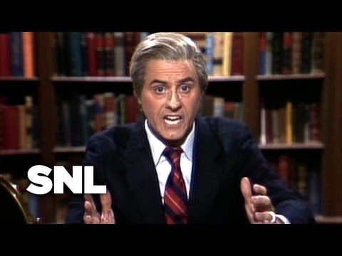 Cold Opening: Walter Mondale - Saturday Night Live