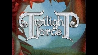 TWILIGHT FORCE - The Power Of The Ancient Force (Lyric Video)