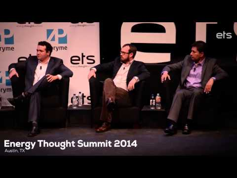 Energy Thought Summit 2014 - Standards, Policies, and Emerging Business Models