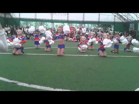 Cheer club Strong, Star Kids на черлидинг фест