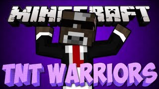 Minecraft TNT SKYBLOCK WARRIORS Minigame