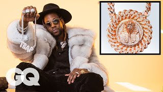 2 Chainz Shows Off His Insane Jewelry Collection | GQ