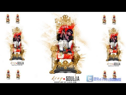 New Music: Soulja Boy * Straight Out The Trap #KingSouljaMixtape