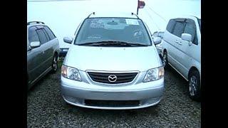 Mazda MPV 2001 года.avi