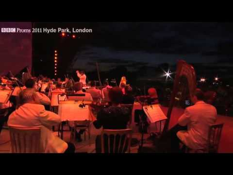 BBC Proms 2011: Katherine Jenkins - I Dreamed A Dream