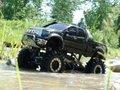 RC ADVENTURES -  SCALE RC TRUCKS # 3 - Mud, Forest,  & Water Trails!  Tamiya Toyota Tundra 4X4