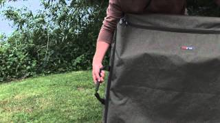 ::CARP FISHING TV:: NEW FX Bedchair Bag