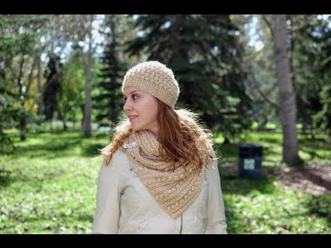 #Beanie Hat Tutorial - Free Knitting Patterns