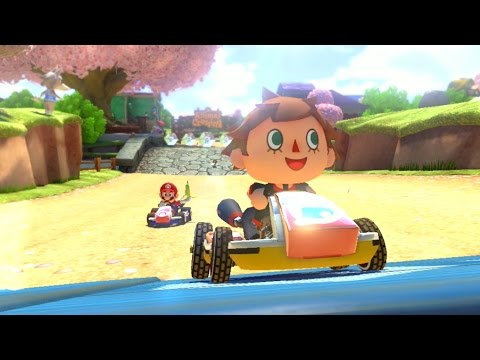 Mario Kart 8 - Grand Prix - Crossing Cup