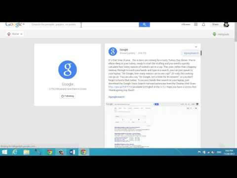 How To Use Voice/Hotword to Activate Google Now on Google Search for Desktop on Chrome