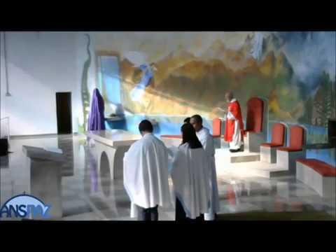 Celebração da Paixão do Nosso Senhor Jesus Cristo | 10.04.2020 | Padre José Sometti | ANSPAZ