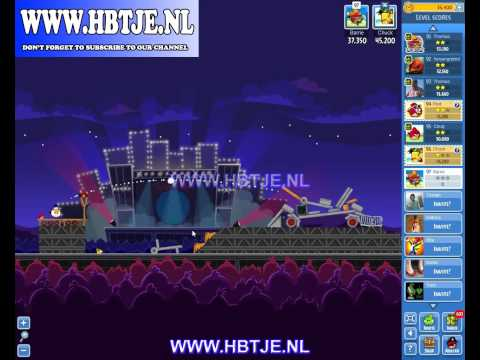 Angry Birds Friends Tournament Level 2 Week 69 (tournament 2) Rock in Rio no power-ups