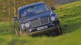 Bentley Bentayga Field Sports by Mulliner. YouCar Car Reviews.