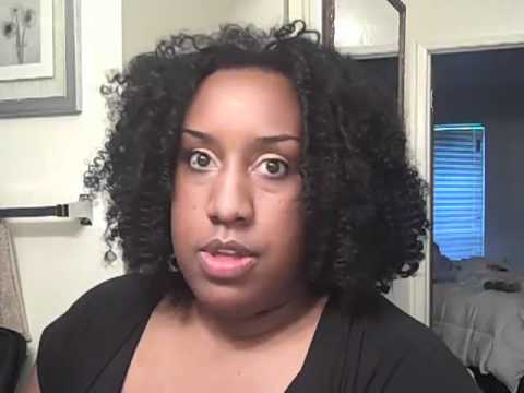 Crochet Braids Using Kanekalon Hair : Crochet braids using kanekalon hair - YouTube