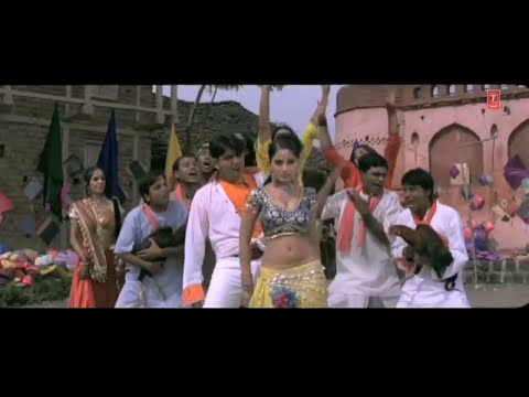 Chaar Aane Ki Murgi [ Bhojpuri Naughty Video Song ] Ravi Kishan
