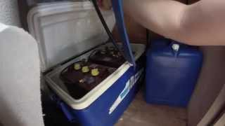 Worlds Best Utility Trailer Conversion With Solar Power