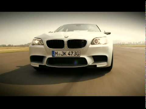 2012 BMW F10 M5 New Commercial August
